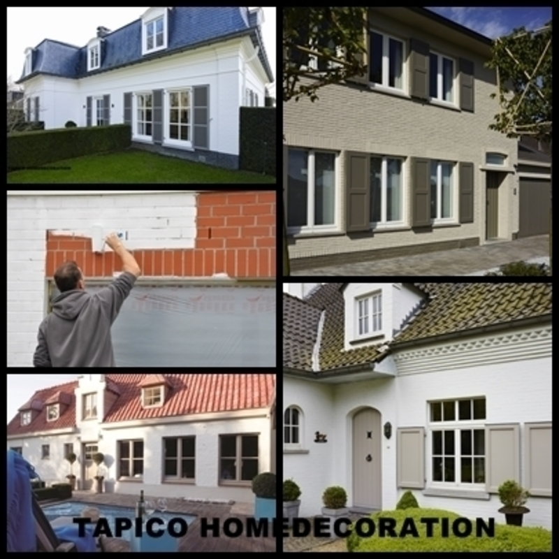 Tapico Home Decoration - Buitenverven